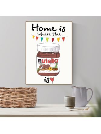 A3-Home Is Where the Nutella Is