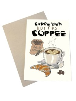 A6-Coffee Carpe Diem