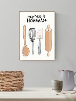 A4-Happiness is Homemade
