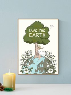 A4-Save the Earth