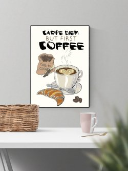 A3-Coffee/Carpe Diem