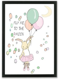 Fly me to the moon/GIRL