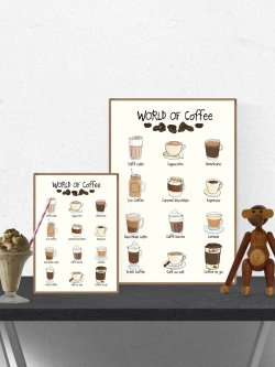World of Coffee A3