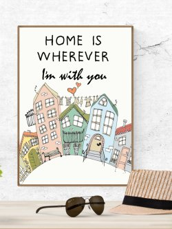 A3-Home Is Whereever I'm With You/Houses