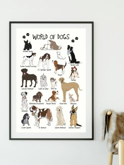 A3-World of Dogs UK version