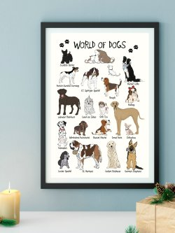 A4-World of Dogs UK version
