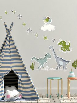 Dinosaur Wallstickers