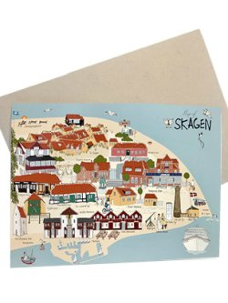 A6-Map of Skagen