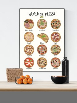 A3-World of Pizza