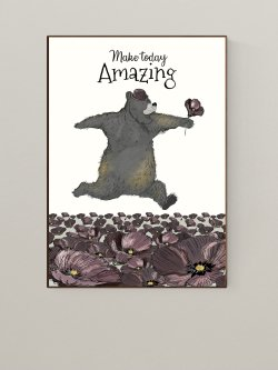 Make Today Amazing 50 x 70 plakat